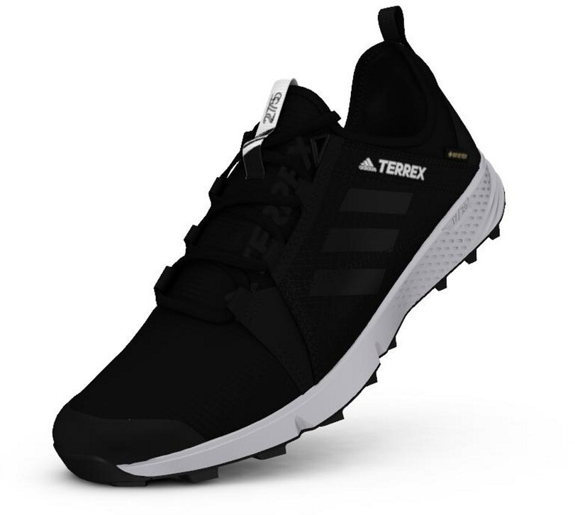 adidas TERREX Speed GTX Schuhe Herren core blackcore blackfootwear white